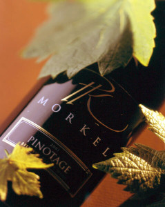 PK Morkel Pinotage bottle shot 2